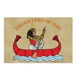 Daughters of Isis Postcards (Package of 8)