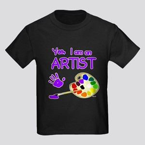 WhimsicaliTees Kids Dark T-Shirt