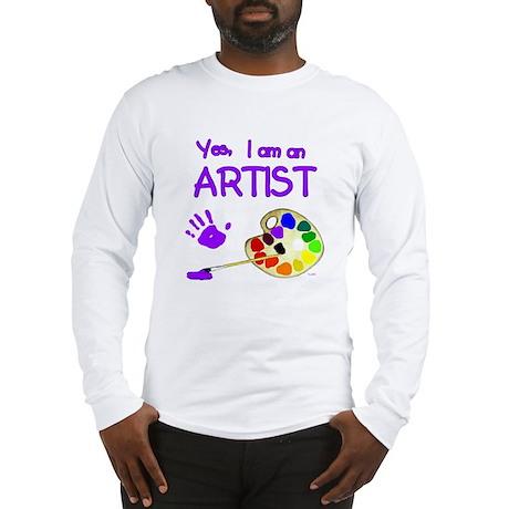 WhimsicaliTees Long Sleeve T-Shirt