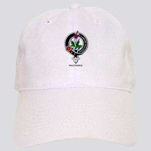 MacInnes Clan Crest Badge Cap