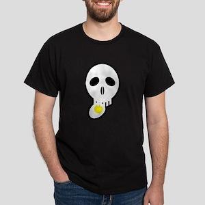 easterskull_egg2 Dark T-Shirt