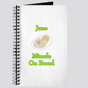 June Miracle Onboard Journal