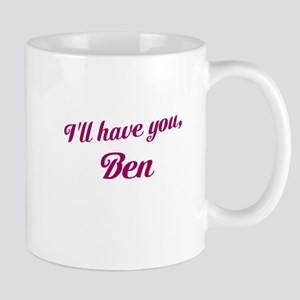 LOST TV: I'll Have You, Ben / Mug