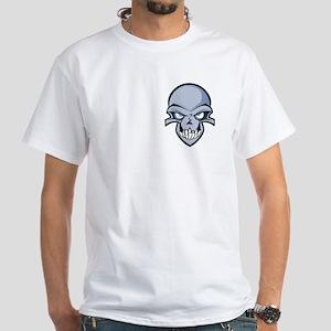 XOMBIE White T-Shirt