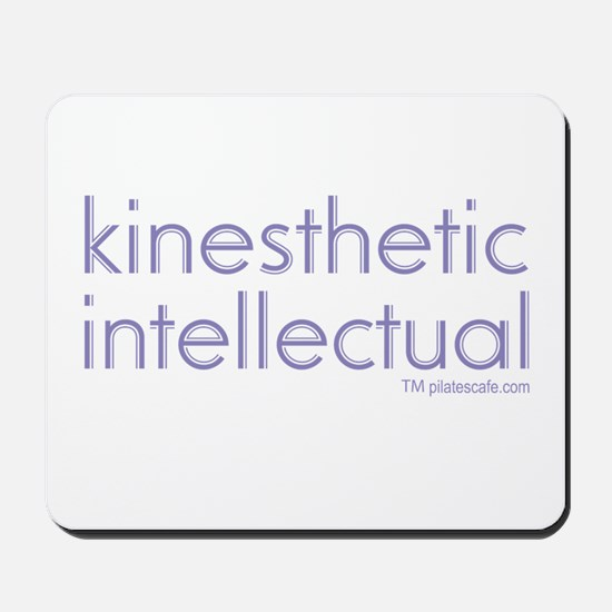 Kinesthetic Intellectual Mousepad