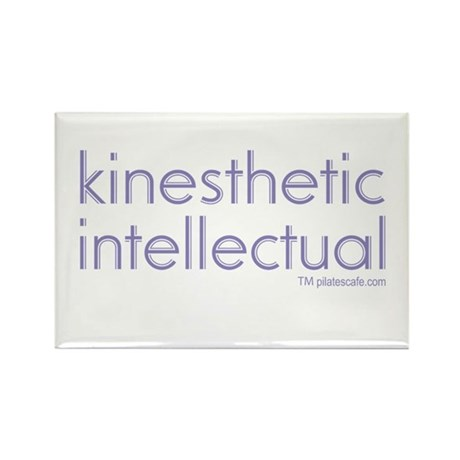 Kinesthetic Intellectual Rectangle Magnet (10 pack