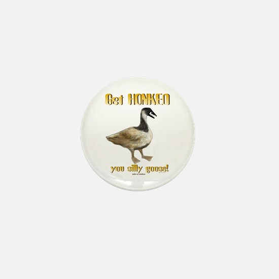 Get Honked Mini Button