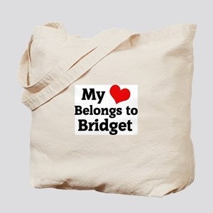 My Heart: Bridget Tote Bag