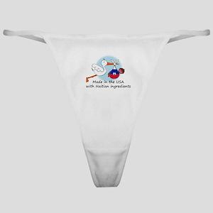 Stork Baby Haiti USA Classic Thong
