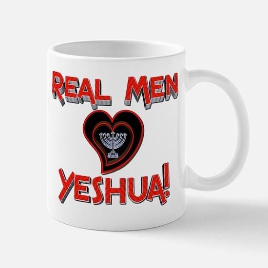 Real Men 2! Mug