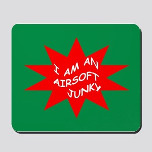 AIRSOFT JUNKY Mousepad