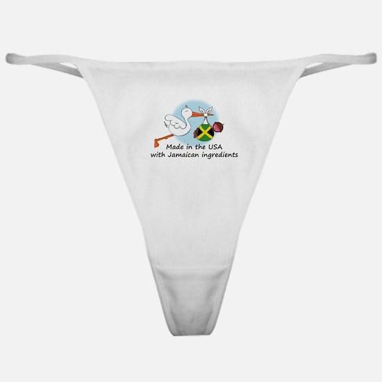 Stork Baby Jamaica USA Classic Thong
