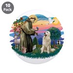 St. Fran #2/ Great Pyrenees #1 3.5
