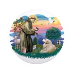 St. Fran #2/ Great Pyrenees (#2) 3.5