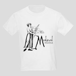 Medieval Mama II Kids Light T-Shirt