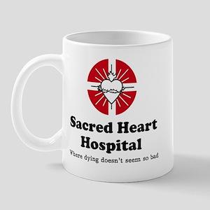 'Sacred Heart Hospital' Mug
