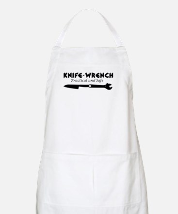 'Knife-Wrench' Apron