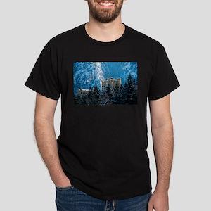 Medieval Castle (Hohenschwang Dark T-Shirt