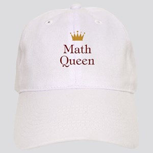 Math Queen Cap