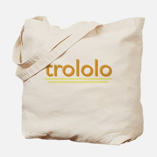 trololo Tote Bag