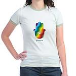 Pride Jr. Ringer T-Shirt