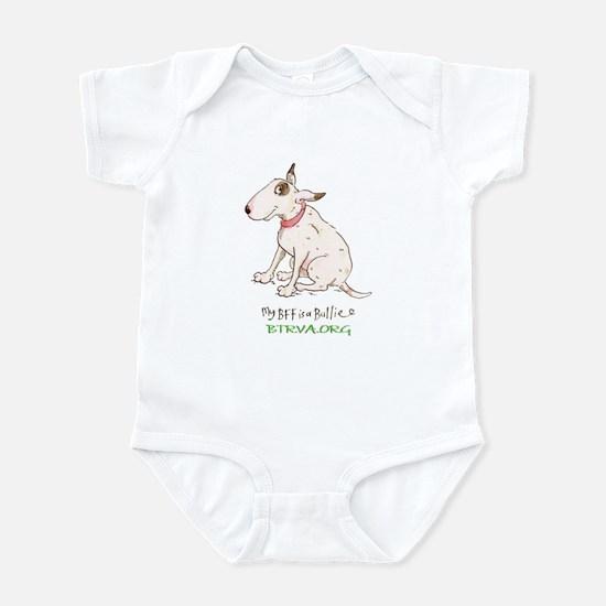 BTRVA Infant Bodysuit