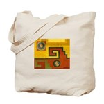 Aztec Design 1 Tote Bag