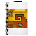 Aztec Design 1 Journal
