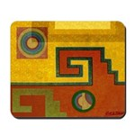 Aztec Design 1 Mousepad