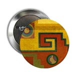 Aztec Design 1 Button