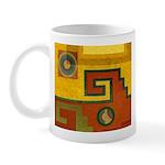 Aztec Design 1 Mug