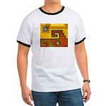 Aztec Design 1 Ringer T