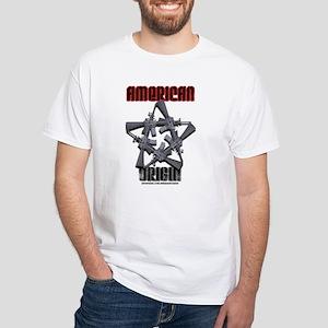 """""""Assault Star"""" White T-Shirt"""