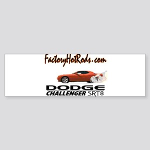 Factory Hot Rods Featured Car Sticker (Bumper)