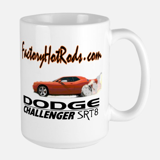 Factory Hot Rods Featured Car Large Mug