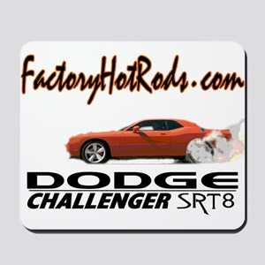 Factory Hot Rods Featured Car Mousepad