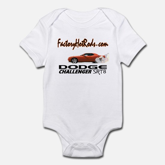Factory Hot Rods Featured Car Infant Bodysuit