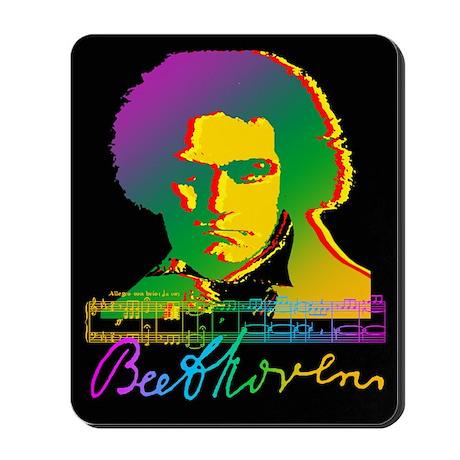 Beethoven's Mousepad