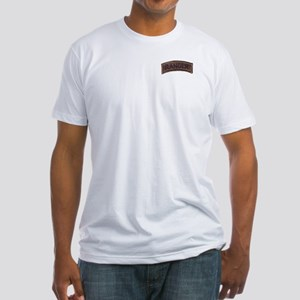 Ranger Tab, Subdued Fitted T-Shirt