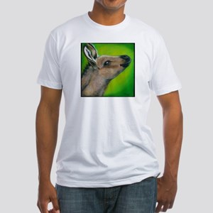 """Donkey """"Snickers"""" Fitted T-Shirt"""