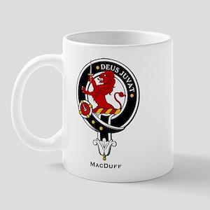 MacDuff Clan Crest Badge Mug