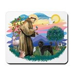 St Francis #2 / PWD (stand) Mousepad