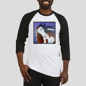 """Paint Horse """"Luna"""" Baseball Jersey"""
