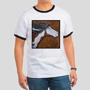 """Paint Horse """"Golden Luna"""" Ringer T"""