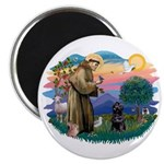 St Francis #2 / PWD (sit) Magnet