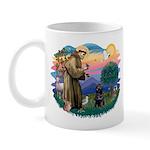 St Francis #2 / PWD (sit) Mug