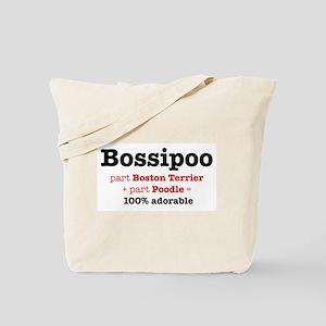 Bossipoo - Dog Tote Bag Tote Bag