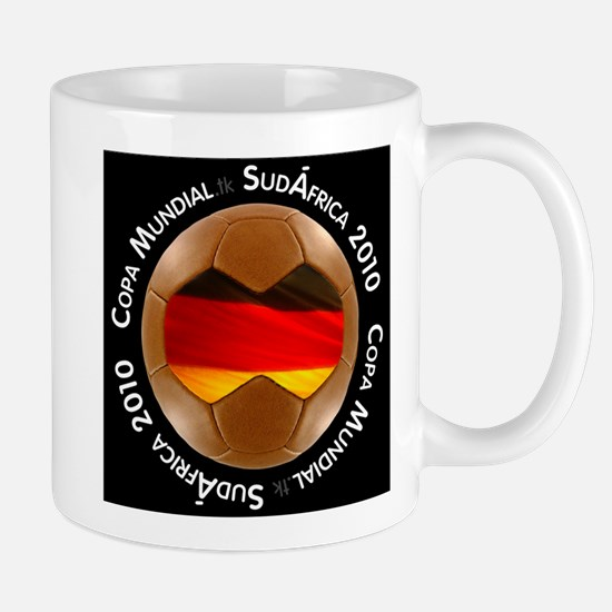 Cute Germany 2010 Mug
