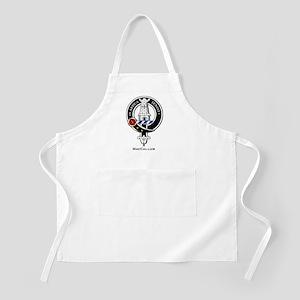 MacCallum Clan Crest Badge BBQ Apron