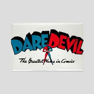 $4.99 Classic Dare Devil Logo Magnet